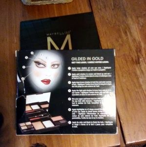 Gilded in Gold Makeup Kit by Maybelline